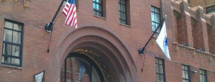 Hilton Boston Downtown/Faneuil Hall is one of Places I've stayed.