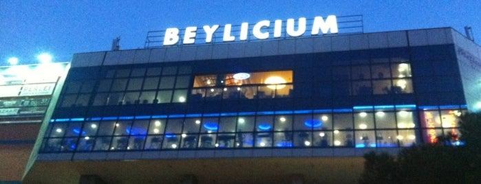 Beylicium is one of Mekan!.