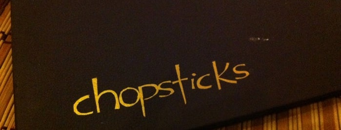 Chopsticks is one of consigli che meritano..