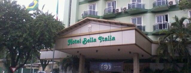 Bella Italia Hotel & Eventos is one of Lista Pessoal.