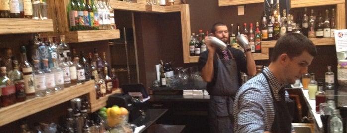 Backbar is one of Bars and Restaurants in Boston.