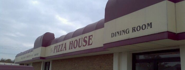 Pizza House is one of Columbus Pizza.