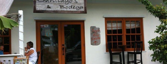 Santiago's Bodega is one of The 15 Best Places That Are Good for Groups in Key West.