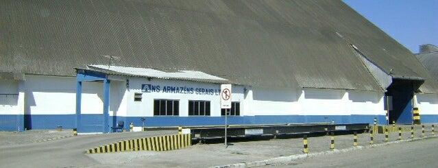 NS Armazéns Gerais Ltda. is one of Grupo Marcon.
