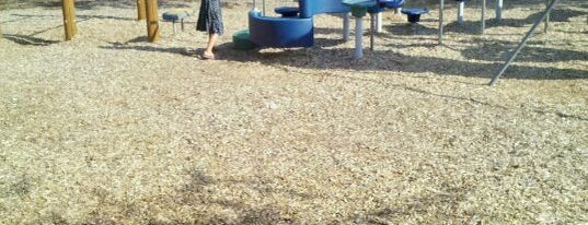 Mary Munford Playground is one of RVA parks.