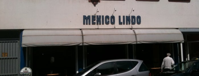 Mexico Lindo is one of Dinner (Rhein-Main).