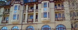 Grandhotel Starý Smokovec is one of TREND Top restaurants.