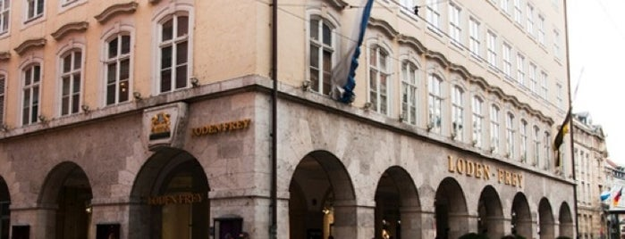 LODENFREY München am Dom is one of Munich.