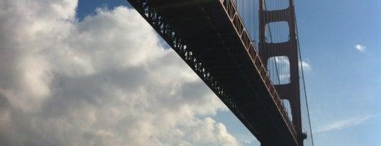 Golden Gate Bridge is one of Maravillas del mundo.