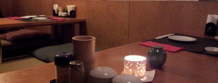The Tatami Room is one of Restaurantes Japoneses Barcelona.