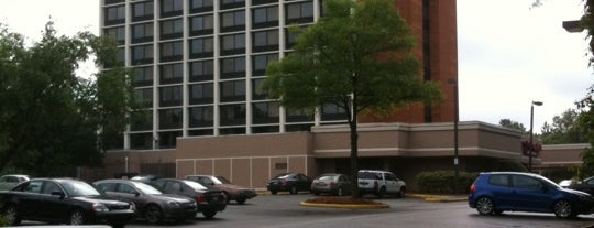 Holiday Inn Raleigh (Crabtree Valley Mall) is one of Hotel / Casino.