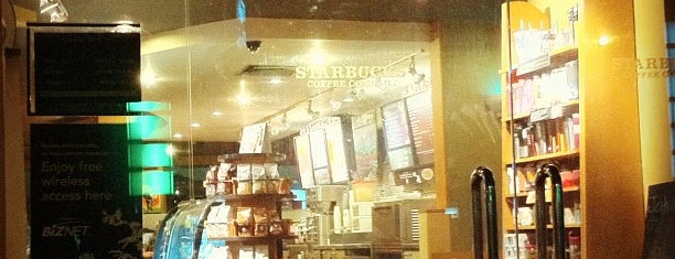 Starbucks is one of Favorite Food.