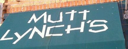Mutt Lynch's is one of Places I want to try....