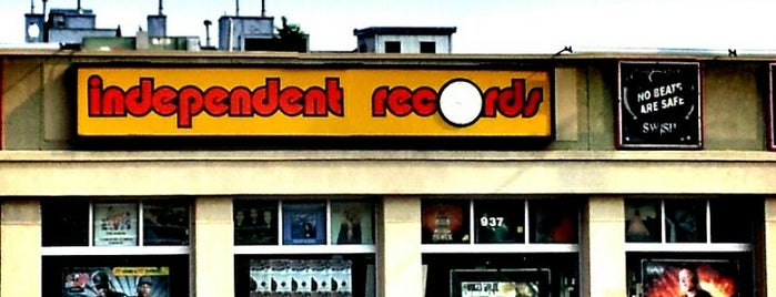 Independent Records & Video is one of Everywhere I've been in the Denver Metro.