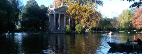 Villa Borghese is one of Da non perdere a Roma.