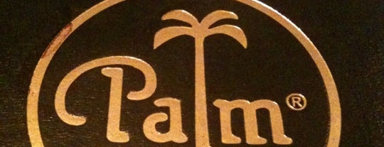 Palm Restaurant is one of Restaurantes.