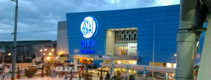 SM City Masinag is one of Malls.