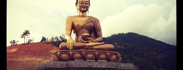 Kingdom of Bhutan is one of Go Here.