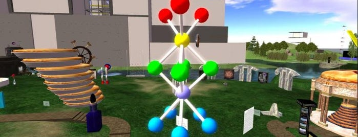 Linden Lab is one of Science Around The Bay.
