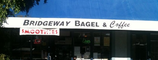 Bridgeway Bagel is one of Favorite Food.