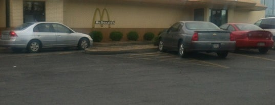 McDonald's is one of Top 10 favorites places in Tahlequah, OK.