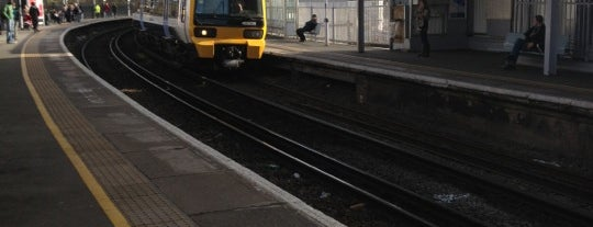 Lewisham Railway Station (LEW) is one of Train stations.