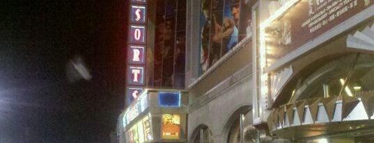 Resorts Casino Hotel is one of Atlantic City Casinos.