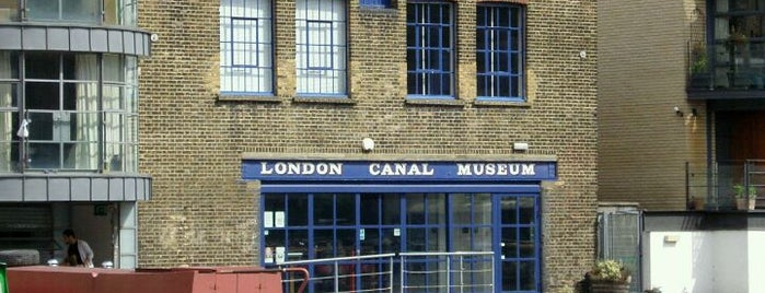 London Canal Museum is one of London's best unsung museums.