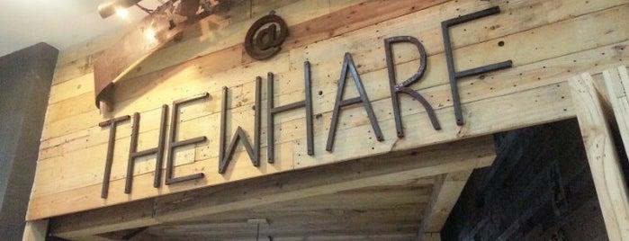Kalaha @ The Wharf is one of Ancol.