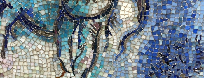 "Chagall Mosaic, ""The Four Seasons"" is one of Loop Art & Architecture."