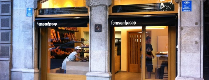 Forn Sant Josep is one of Pa.