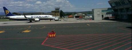 """Aeroporto del Friuli Venezia Giulia Ronchi dei Legionari """"Pietro S. di Brazzà"""" (TRS) is one of Airports in Europe, Africa and Middle East."""