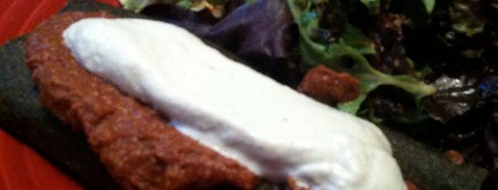 Café Gratitude is one of East Bay: Food.