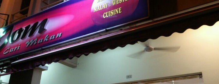 Jom Cari Makan is one of Must visit.