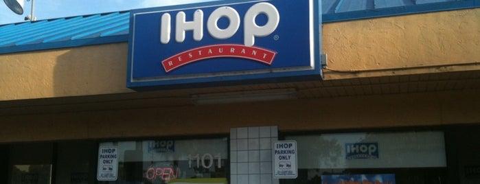 IHOP is one of Favorite Food.