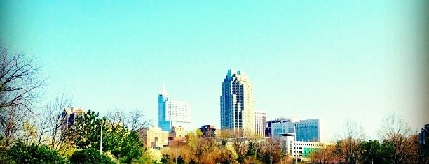 Raleigh, NC is one of North Carolina.
