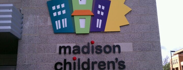 Madison Children's Museum is one of Madison is Awesome #visitUS.