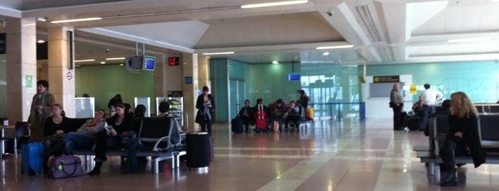 Aeropuerto de Jerez (XRY) is one of Airports in SPAIN.