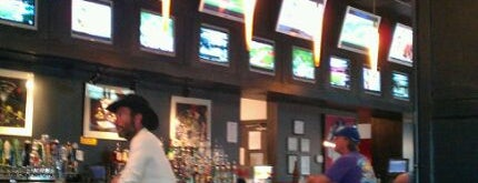 Baxter's is one of Local Redskins Rally Bars.