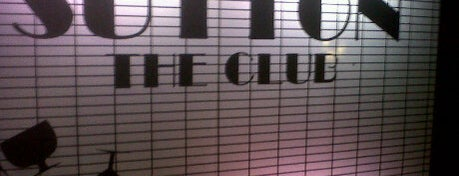 The Sutton Club is one of Salir de copas por toda España.