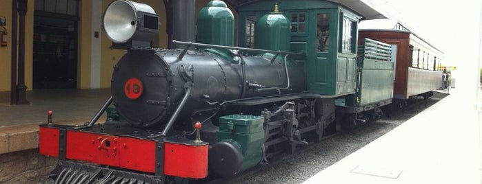 Museu Ferroviário is one of Guide to Curitiba's best spots.