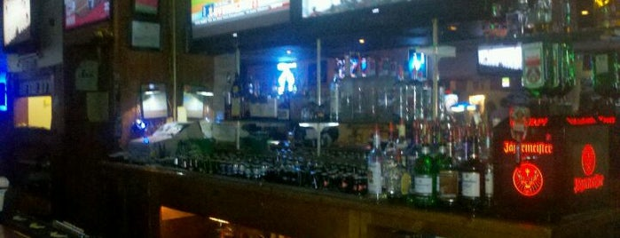 The Sports Bar & Grill is one of Entertainment.