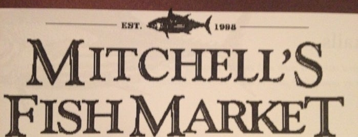 Mitchell's Fish Market is one of Orlando/Winter Park.