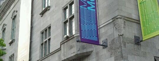 Musée McCord Museum is one of Carte accès Montréal.