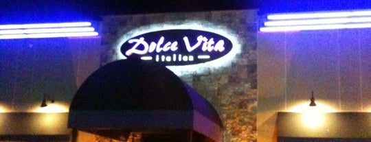 Dolce Vita Italian Grille is one of Favorite Food.