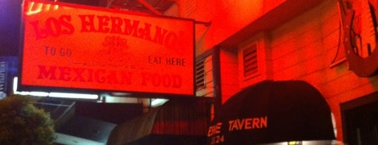 Horseshoe Tavern is one of Must-visit Bars in San Francisco.