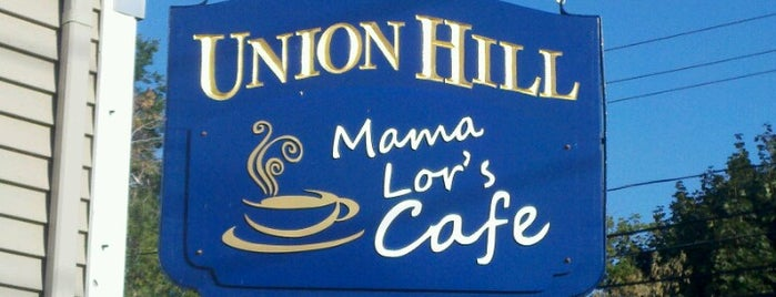 Mama Lor's Cafe is one of Diner, Deli, Cafe, Grille.