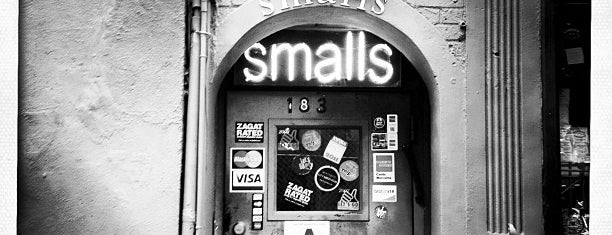 Smalls Jazz Club is one of Greenwich Village / West Village.