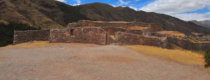 Pukapukara is one of Perú.