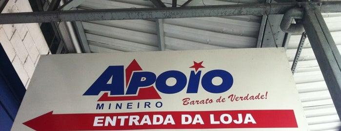 Apoio Mineiro is one of Prazer em MG!.